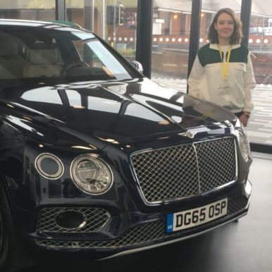 bentley motors apprenticeships